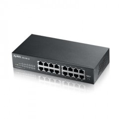 Switch pentru sisteme CCTV IP 16 porturi
