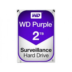 Hard disk 2 Tb Western Digital Purple